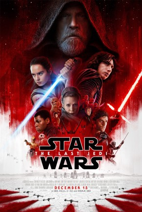 Star Wars: The Last Jedi Official Poster